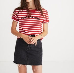 Madewell Ciao For Now Tee XS